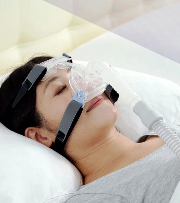 Masca CPAP Nazala Wizard 210 6
