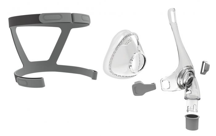 Masca CPAP oro-nazala BMC F5 [4]