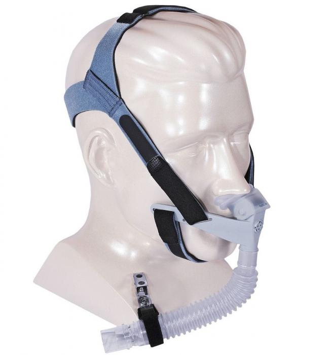Masca CPAP Pillow cu blocare barbie - OptiLife 0