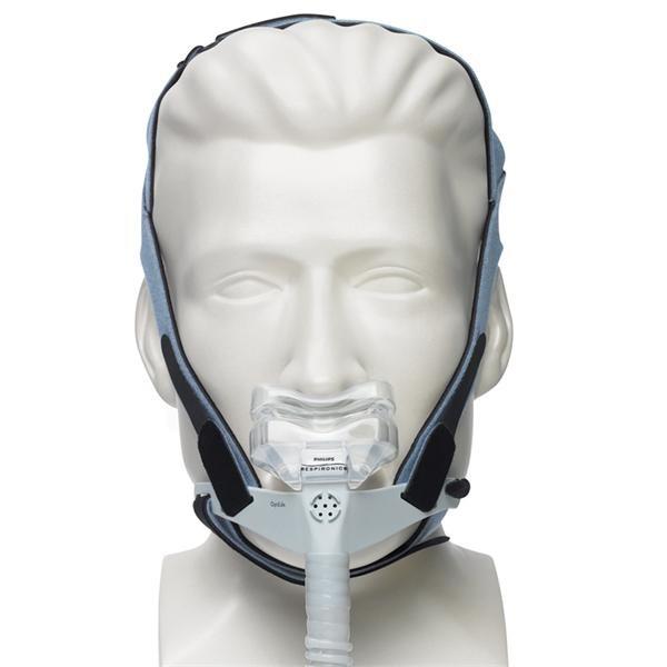 Masca CPAP Pillow cu blocare barbie - OptiLife 2