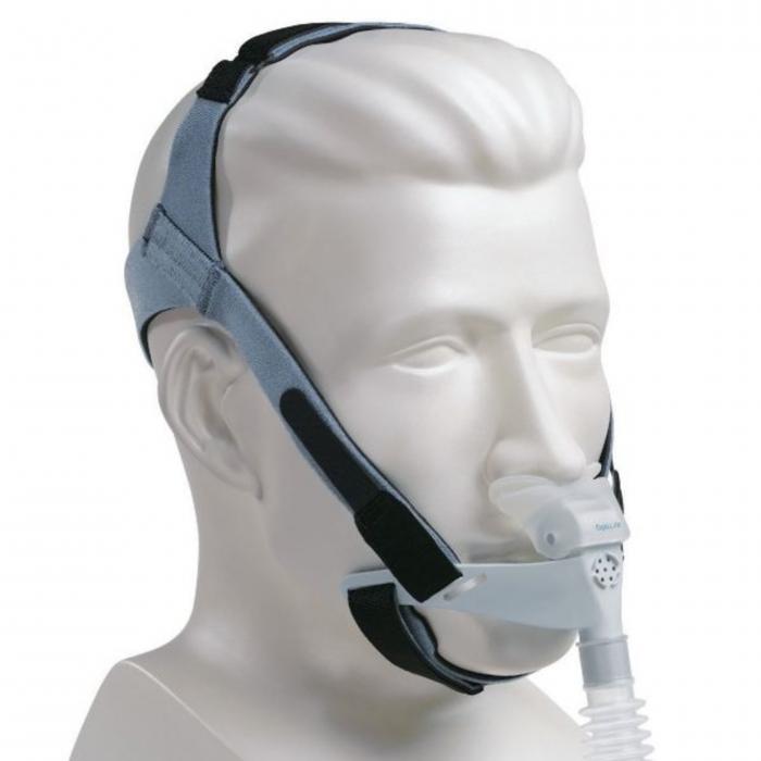 Masca CPAP Pillow cu blocare barbie - OptiLife 1