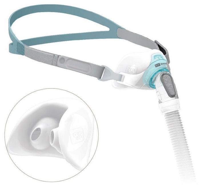 Masca CPAP Pillow F&P Brevida 0
