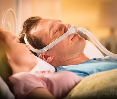 Masca CPAP Pillow Nuance Gel 2