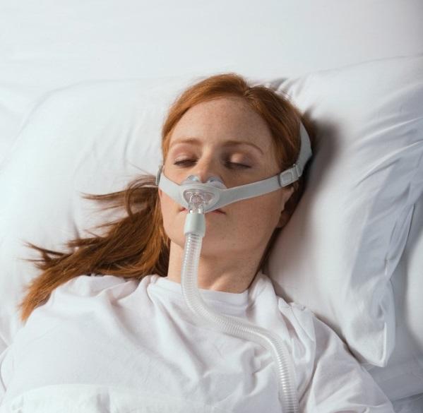 Masca CPAP Pillow Nuance Gel 1