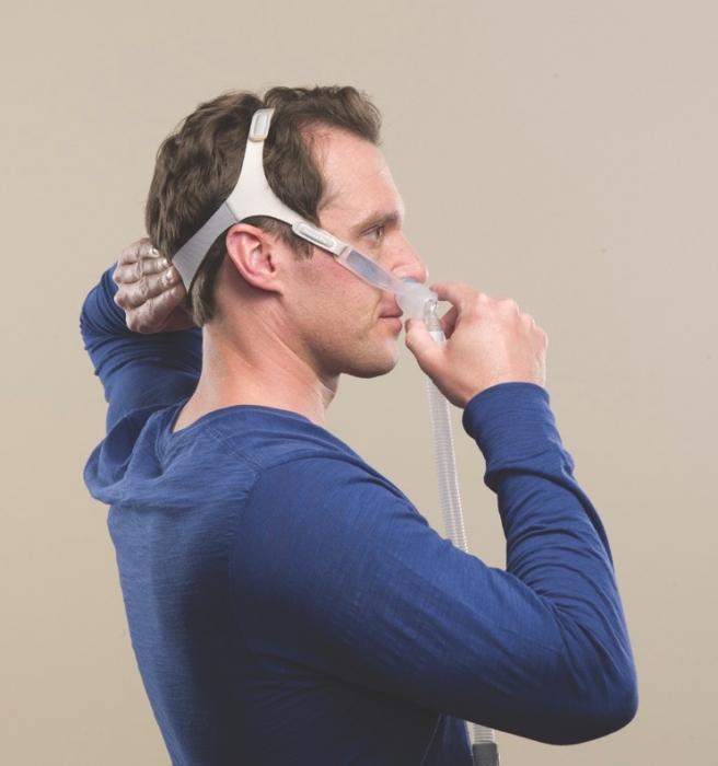 Masca CPAP Pillow Nuance Pro [4]