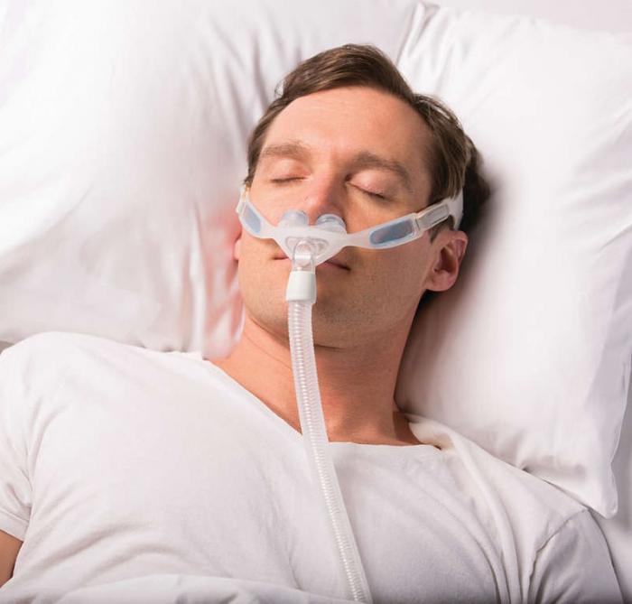 Masca CPAP Pillow Nuance Pro [1]