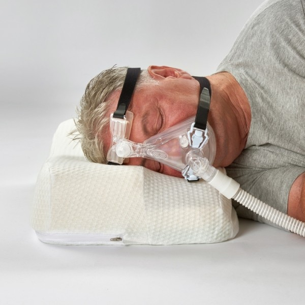 Perna CPAP Varius - spuma cu memorie, reglabila in 3 trepte de inaltime [1]