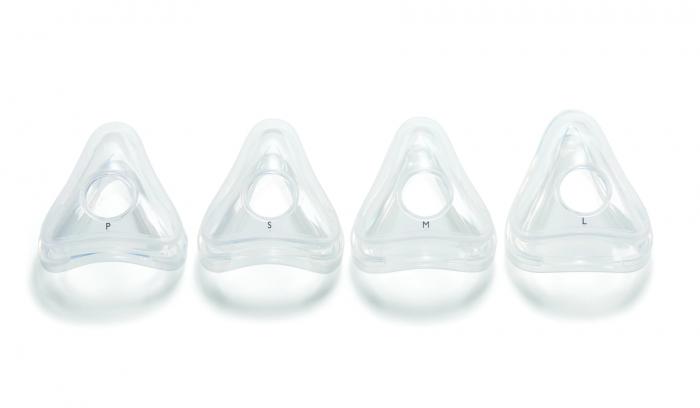Perna silicon masca CPAP Full Face Amara 1