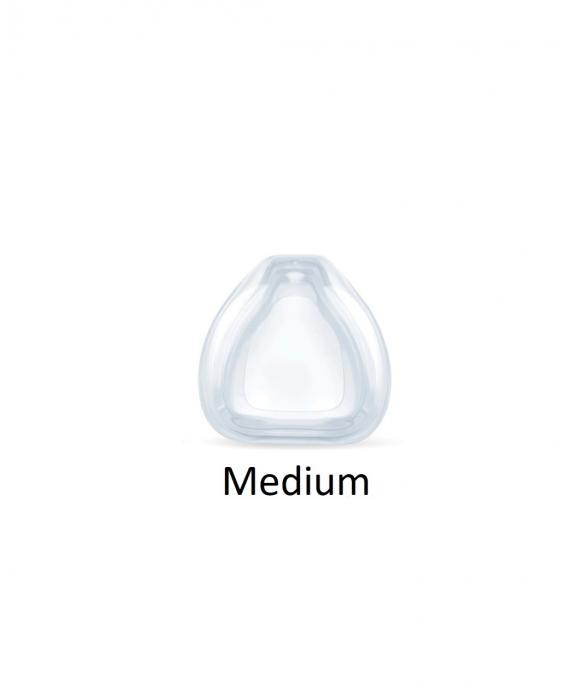 Perna silicon masca CPAP nazala D100N 0