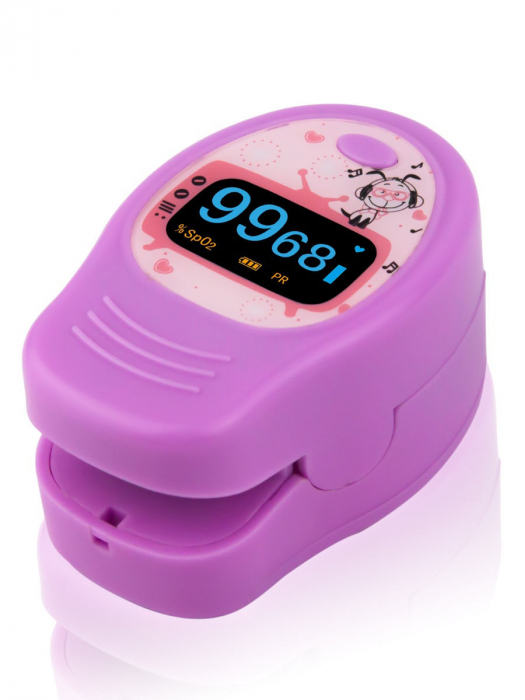 Pulsoximetru pediatric PC‐60D2, display OLED 1