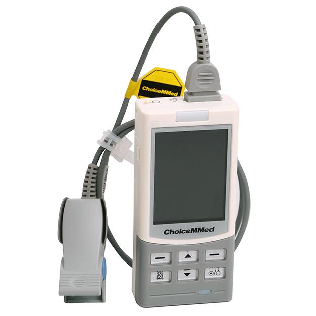 Pulsoximetru profesional MD300M, cu senzor pentru deget, adult 2