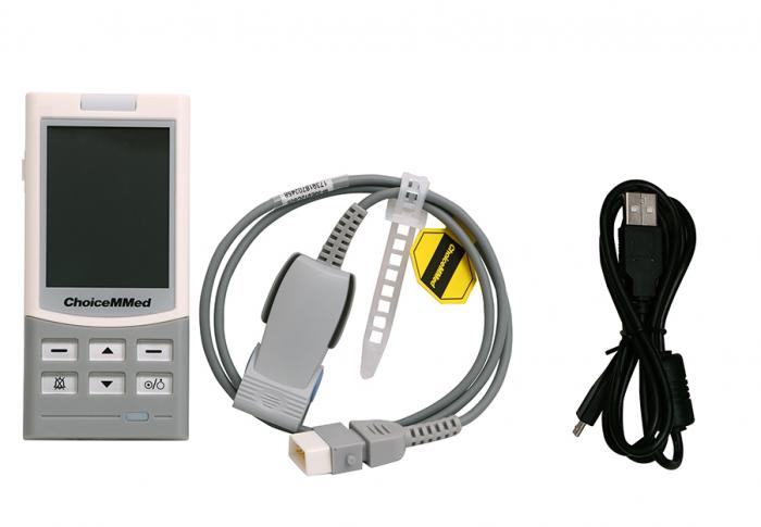 Pulsoximetru profesional MD300M, cu senzor pentru deget, adult 1