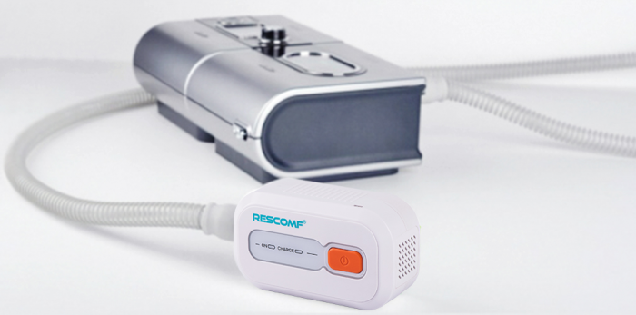 Rescomf - dispozitiv dezinfectare aparate CPAP/APAP/BiPAP 1