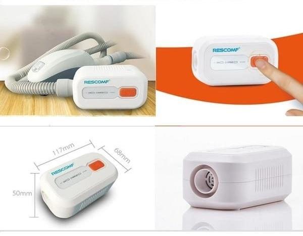 Rescomf - dispozitiv dezinfectare aparate CPAP/APAP/BiPAP 3