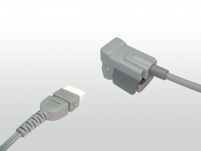 Senzor SpO2 reutilizabil pediatric, pentru pulsoximetru profesional MD300M 1