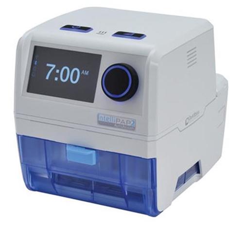 Umidificator Blue cu PulseDose 2