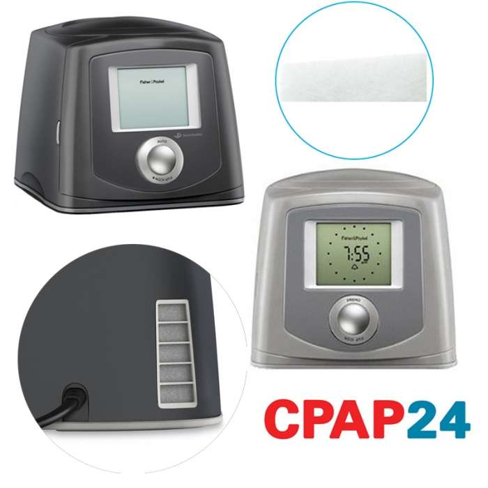 Filtru alb particule grosiere F&P CPAP ICON 0
