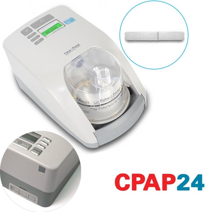 Filtru alb particule grosiere F&P CPAP HC200, HC201, HC210, HC211/ HC220/ HC221 [0]