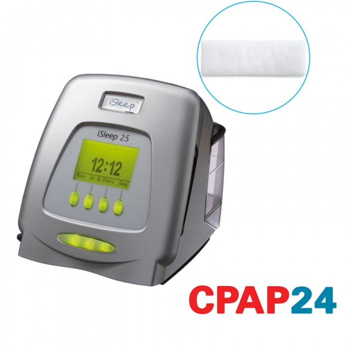 Filtru alb particule fine CPAP iSleep 0