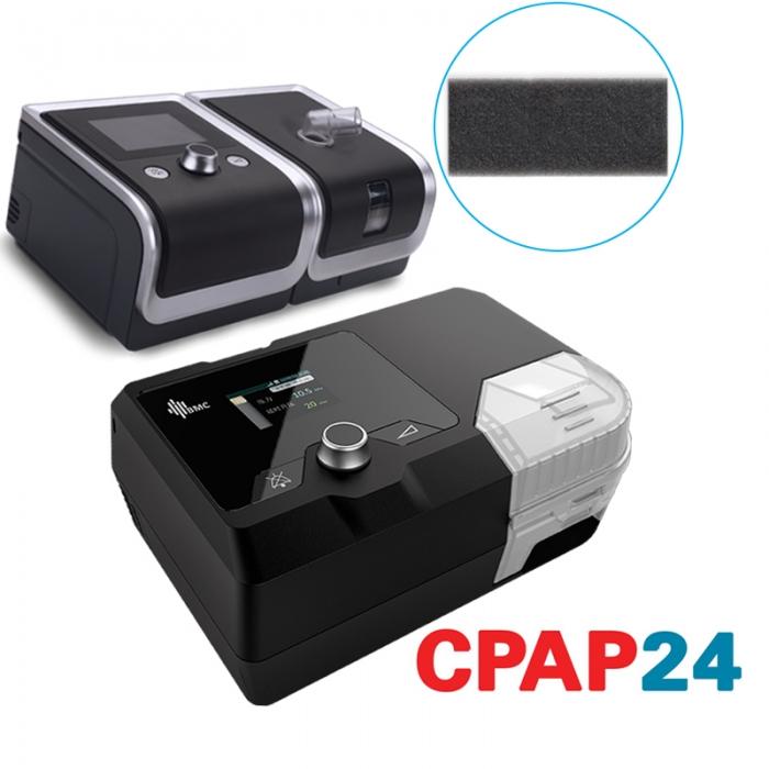 Filtru negru burete CPAP Resmart GII si G2S - BMC 0