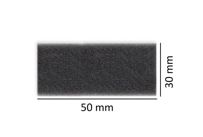 Filtru negru burete CPAP Resmart GII si G2S - BMC 1