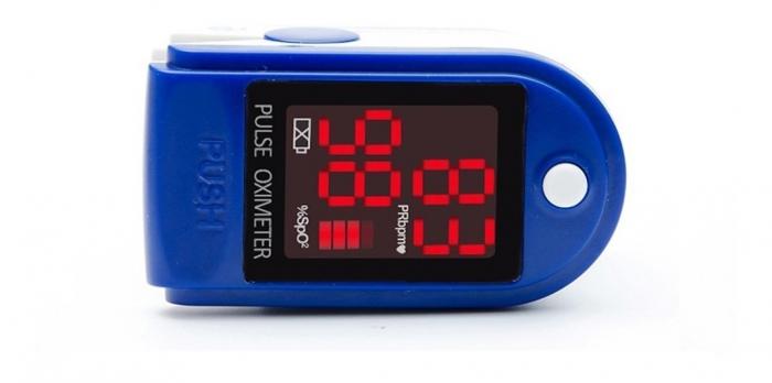 Pulsoximetru My SPO2 (Display LED, SpO2, Pulse rate, Bar graph) 3