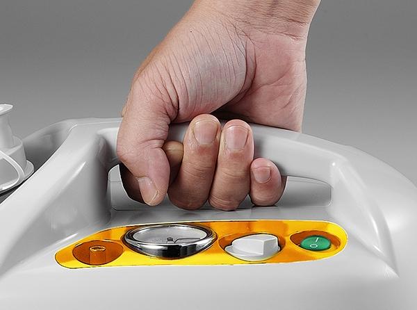 Aspirator Secretii VAC PRO 800 ml, 600 mmHg, 24 LPM, fara baterie 2