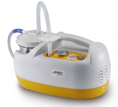 Aspirator Secretii VAC PRO 800 ml, 600 mmHg, 24 LPM, fara baterie0