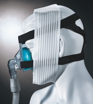 Banda CPAP fixare barbie - Deluxe chin strap2
