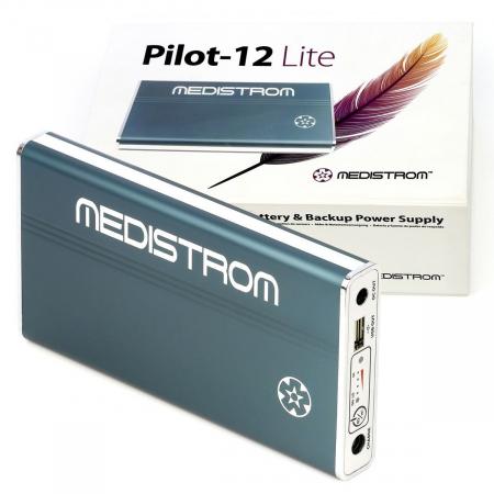 Baterie externă CPAP / APAP Pilot-12 Lite1