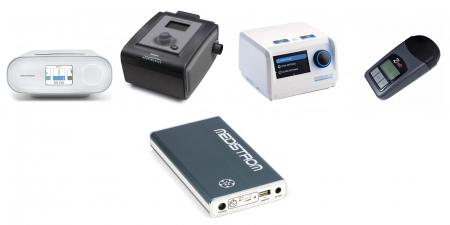 Baterie externă CPAP / APAP Pilot-12 Lite0