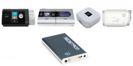 Baterie externă CPAP / APAP Pilot-24 Lite0