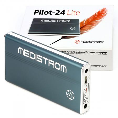 Baterie externă CPAP / APAP Pilot-24 Lite1