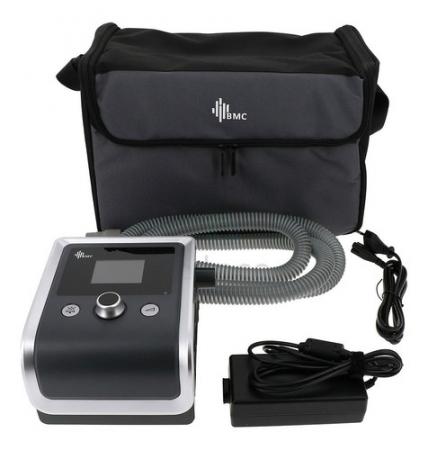 CPAP BMC RESmart GII System1