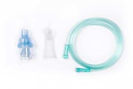 Kit accesorii nebulizator: pahar nebulizare, piesa bucala si futun perimetru [2]