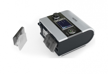 Filtru alb hipoalergenic CPAP Resmed (AirSense10 sau S9)2