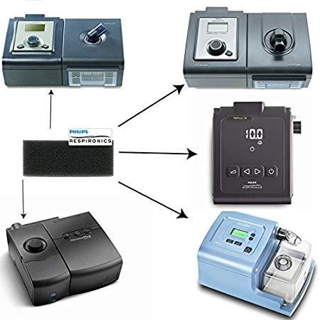 Filtru particule grosiere pt. CPAP RemStar - Philips Respironics2