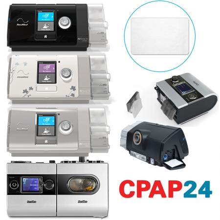 Filtru alb standard CPAP Resmed (AirSense10 sau S9)0