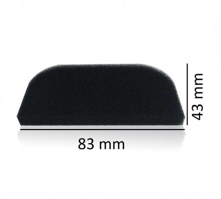 Filtru negru burete CPAP Resmart GI - BMC2