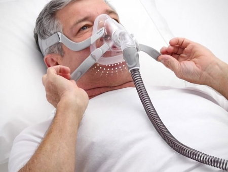 Masca CPAP Full Face AirFit F205