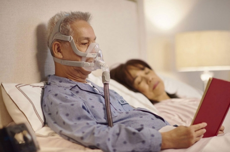Masca CPAP Full Face AirFit F206
