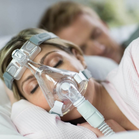 Masca CPAP Full Face Amara6