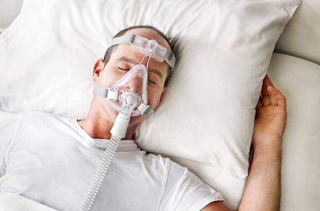 Masca CPAP Full Face Amara5