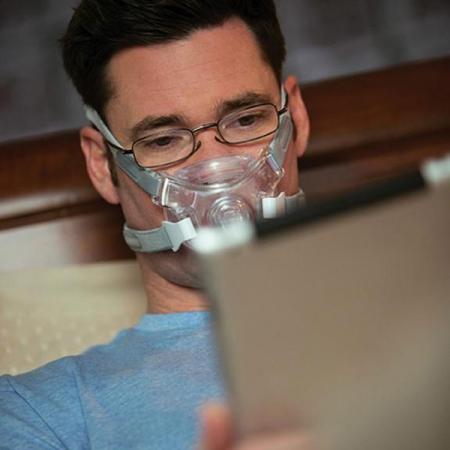 Masca CPAP Full Face Amara View [8]