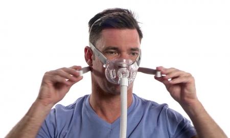 Masca CPAP Full Face Amara View [5]