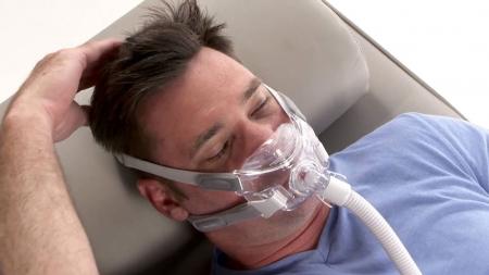 Masca CPAP Full Face Amara View [6]