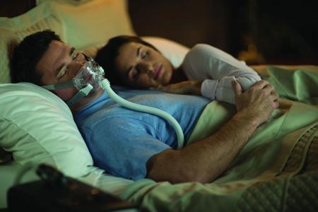 Masca CPAP Full Face Amara View [9]