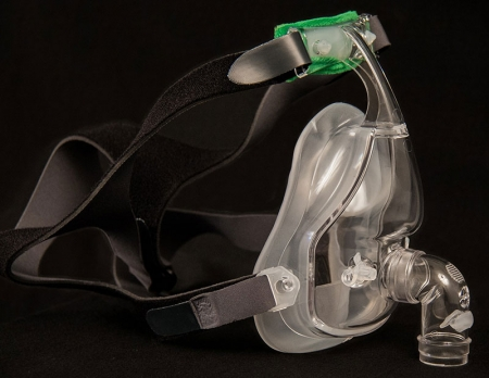 Masca CPAP Full Face Aspen6