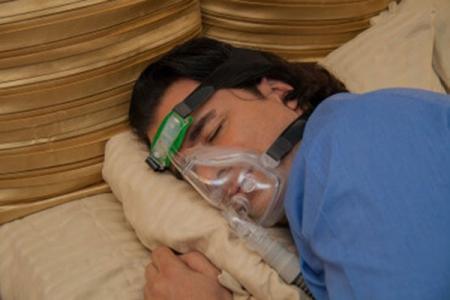 Masca CPAP Full Face Aspen8