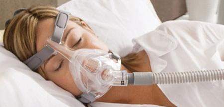 Masca CPAP Full Face F&P Simplus8